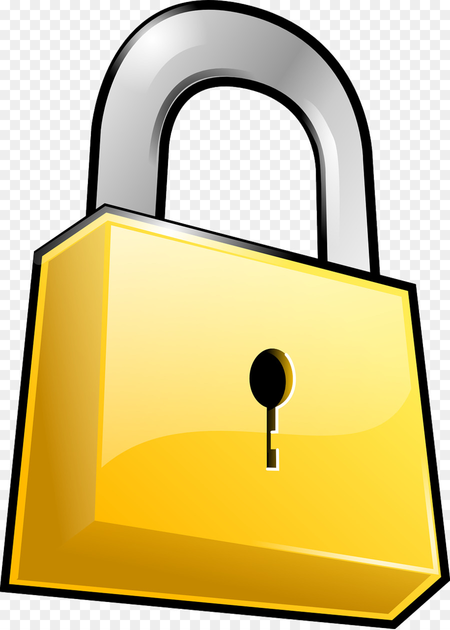 Lock clipart. Padlock clip art png