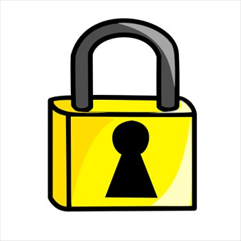 Panda free images lockclipart. Lock clipart