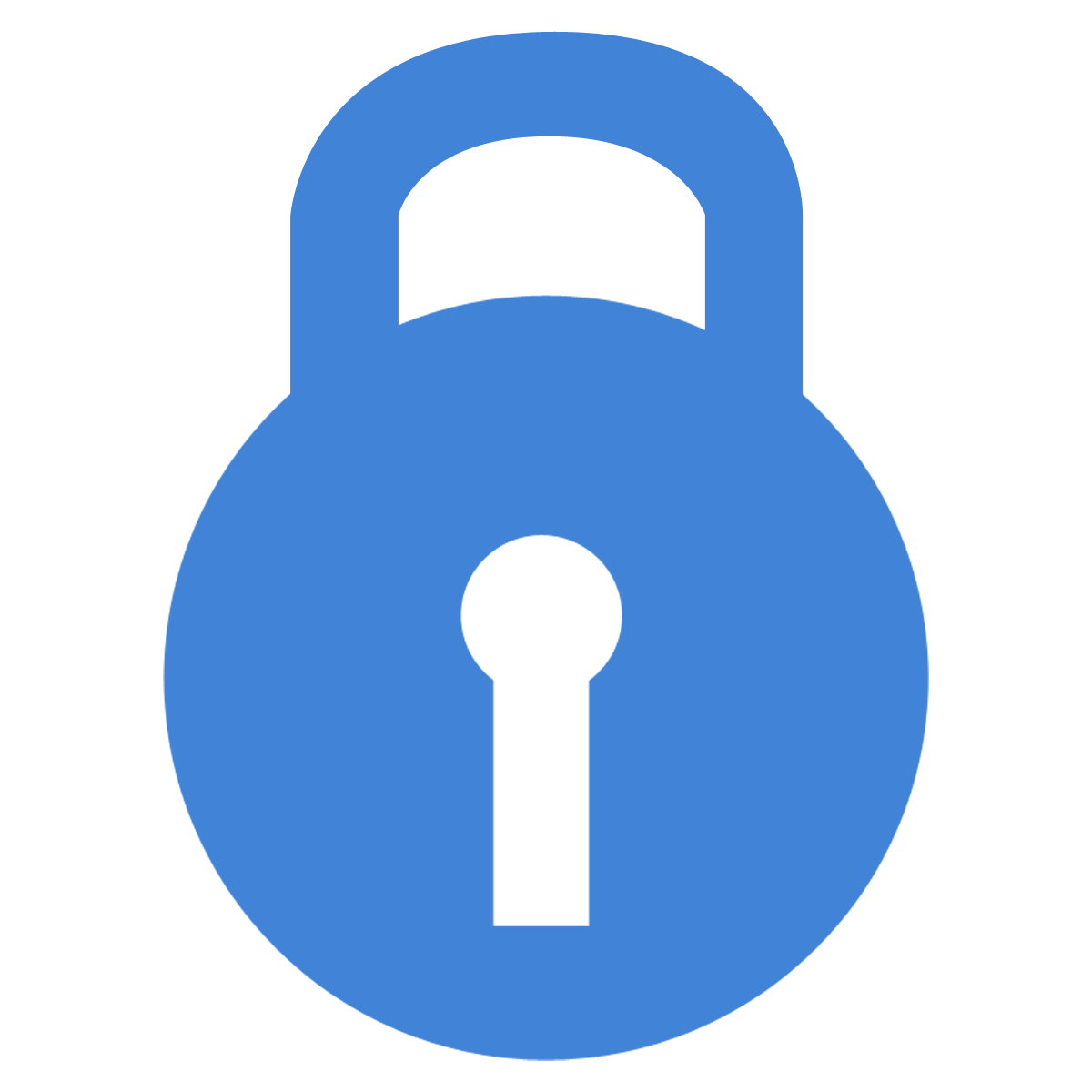Lock clipart blue. Information security microgenesis business