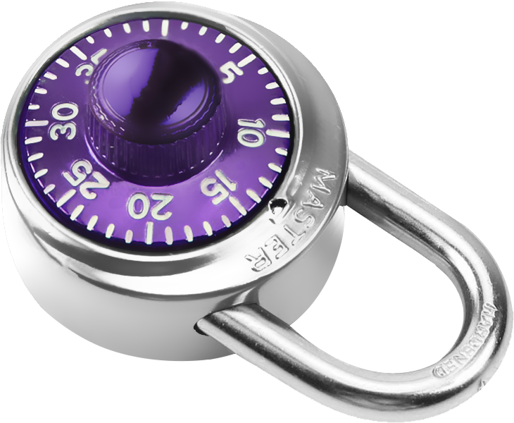 Corporate leisure travel management. Lock clipart combo lock