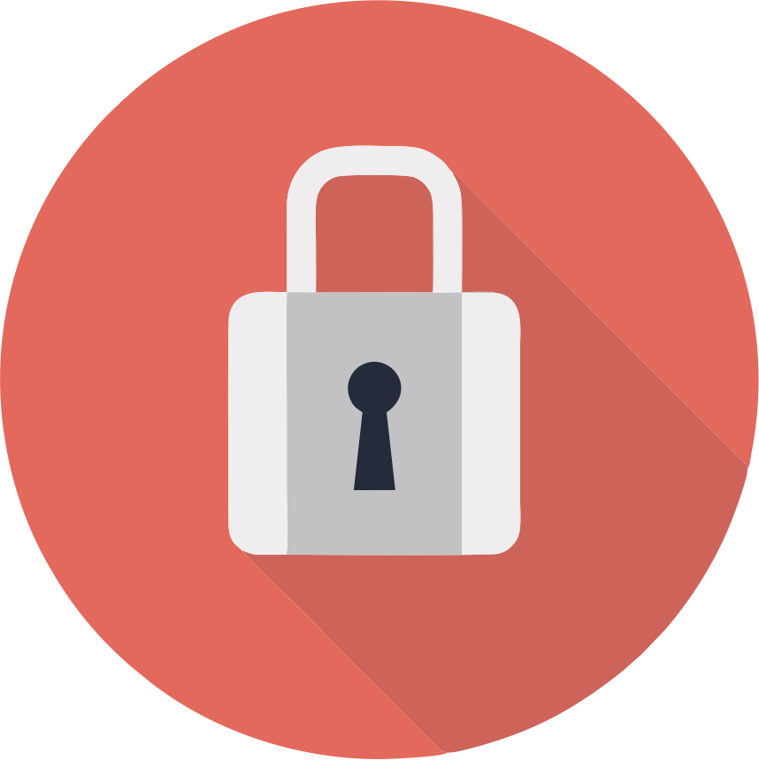 Lock clipart data security. Cyber minster micro if