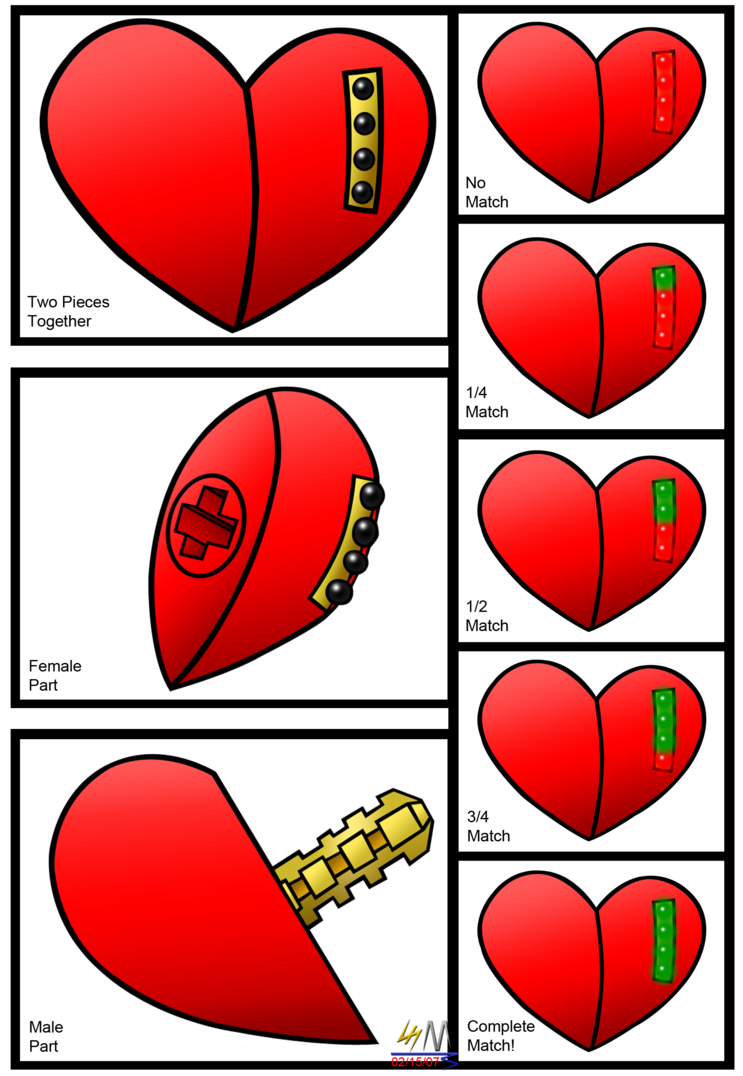 Lock clipart heart shaped lock. And key as a