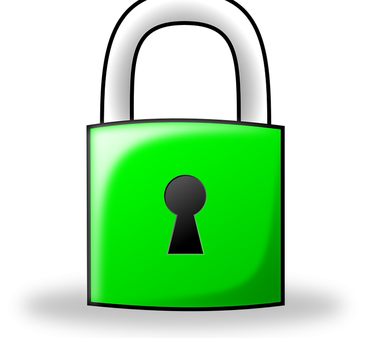 Ssl universal web design. Lock clipart insecurity