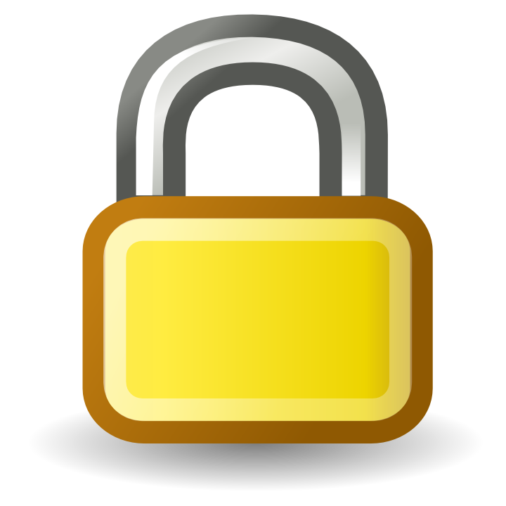 Lock clipart insecurity. Protecting your privacy with