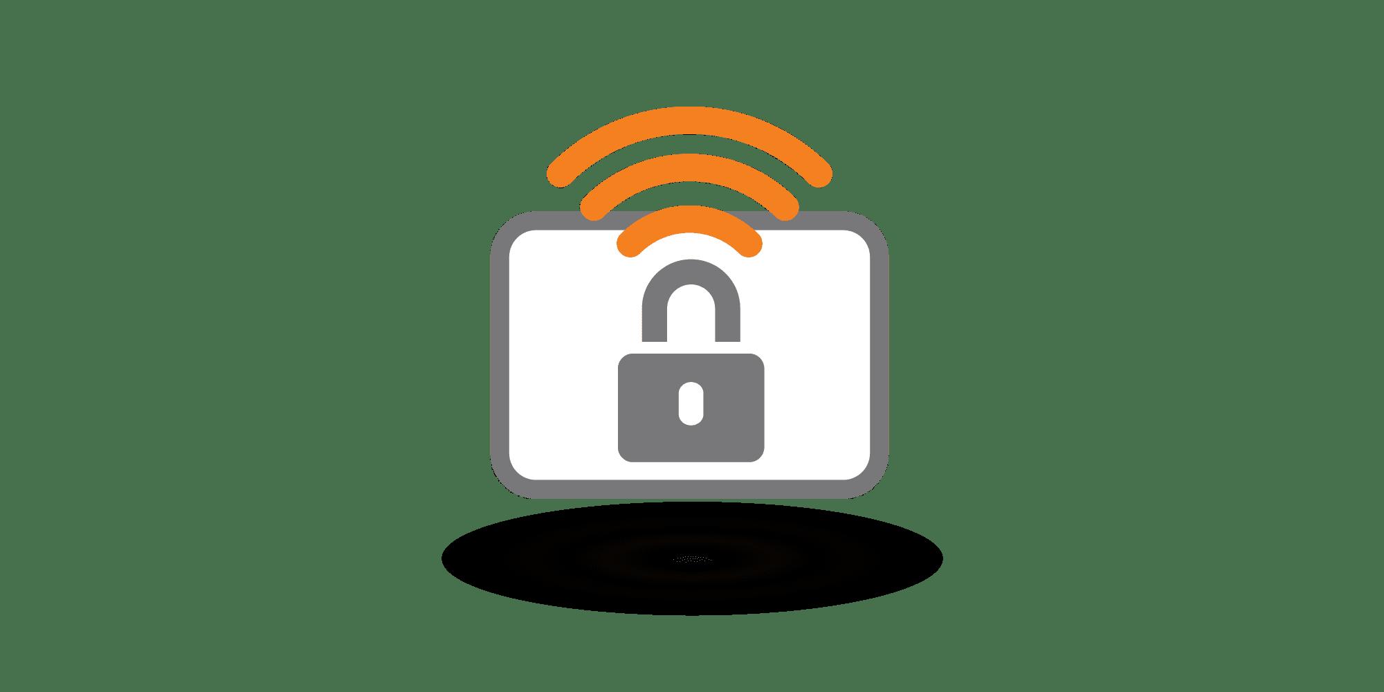 Lock clipart internet security. Cloudpath enrollment system ruckus