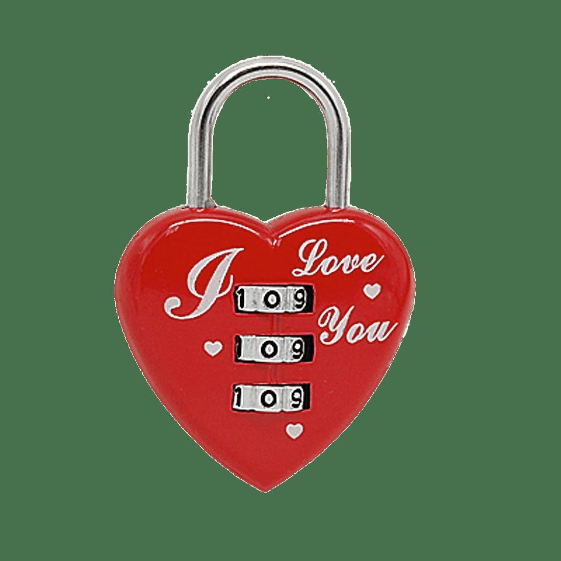 Lock clipart lock chain. Heart shaped combination transparent