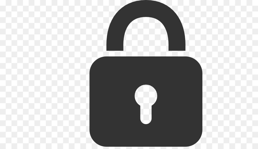 Lock clipart lock icon. Computer icons clip art