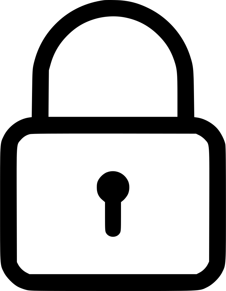 Lock clipart lock pick. Svg png icon free