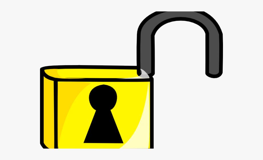 Lock clipart locked. Padlock clip art free