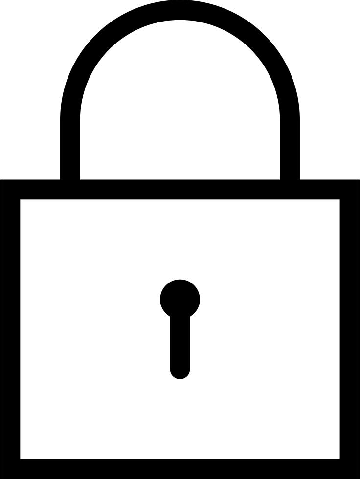 lock clipart locker