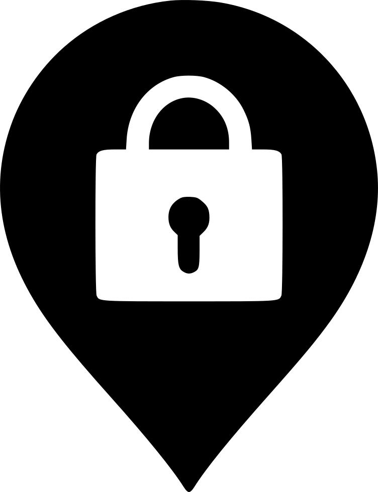 Lock clipart locker. Svg png icon free