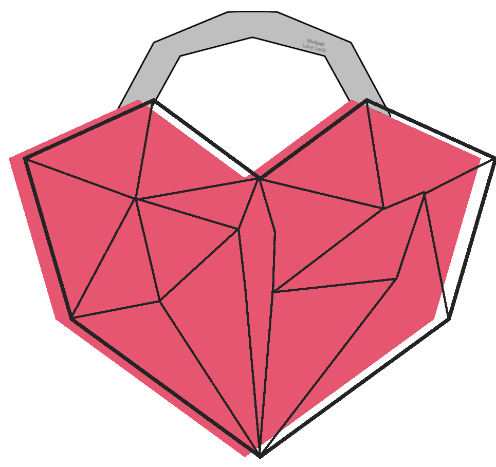 Virtual Love Locks - Create and customize your personal Lovelock
