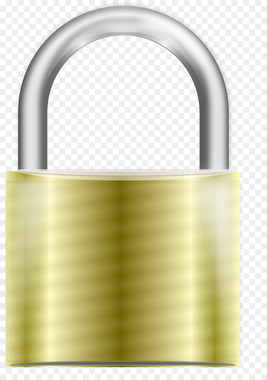 Lock clipart metal. Background product transparent