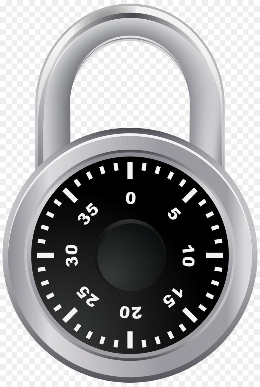 Lock clipart number lock. Transparent combination master
