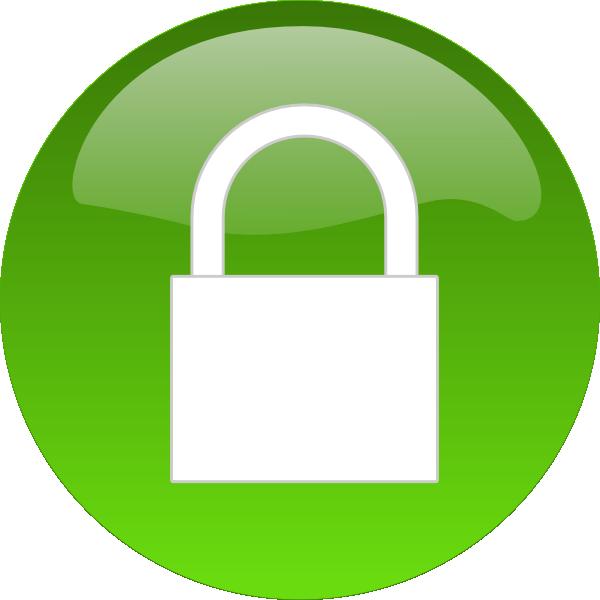 Lock clipart simple. Padlock clip art at