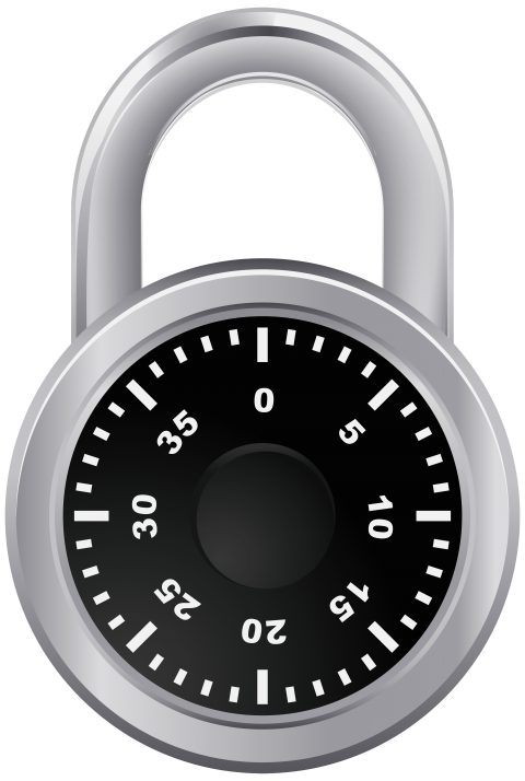 Lock clipart transparent. Modern png free images
