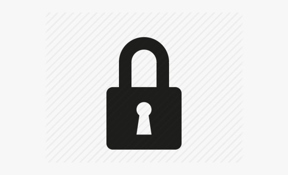 Lock clipart transparent. Keys facts secure checkout