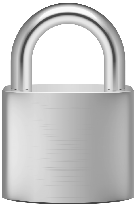 Closed png free images. Lock clipart transparent background lock