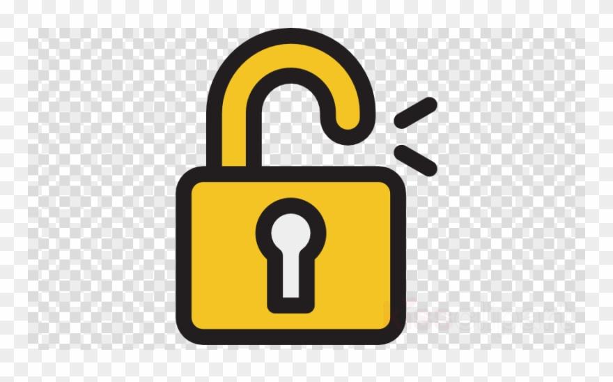 Padlock clipart unlocked padlock. Clip art png download