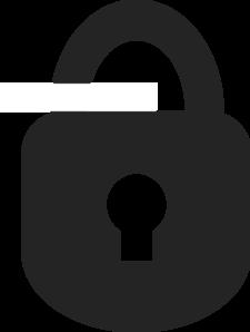 Free lock cliparts download. Padlock clipart unlocked padlock