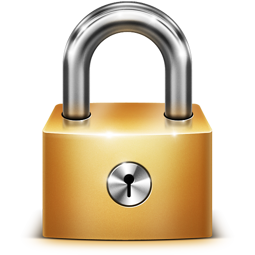 Lock icon png. I love icons by