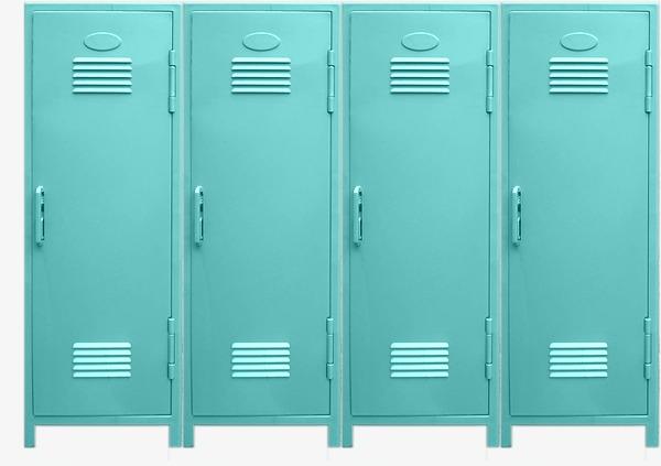Locker clipart. Lockers wardrobe cabinet furniture
