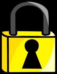 Closed lock clip art. Locker clipart