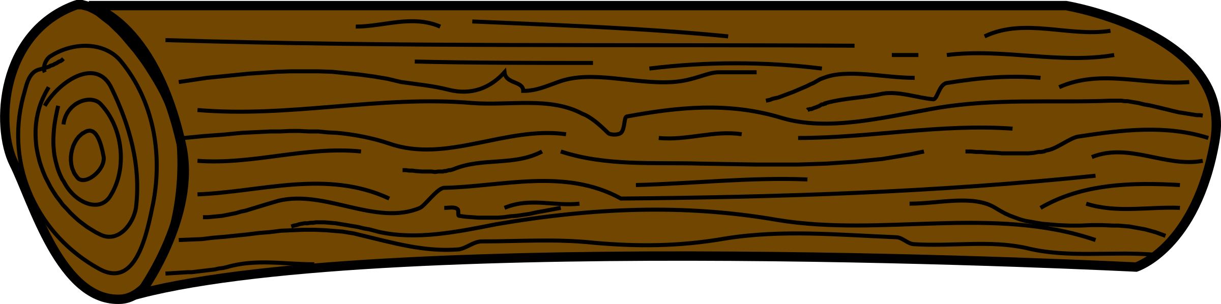 Log clipart. Big image png