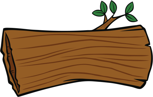 Free tree cliparts download. Logs clipart hollow log