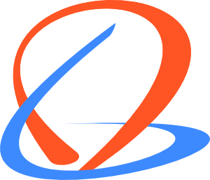 Swirly clip art at. Logo clipart