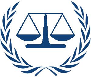 International criminal court clip. Logo clipart