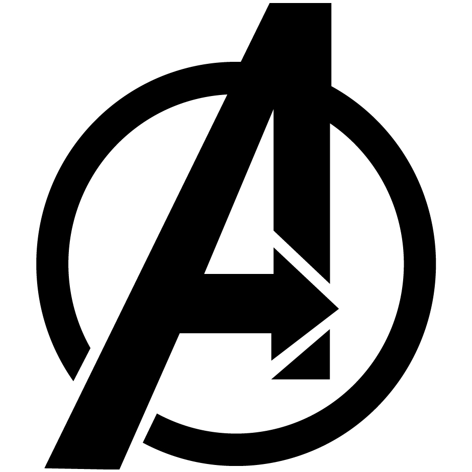 Avengers . Logo clipart