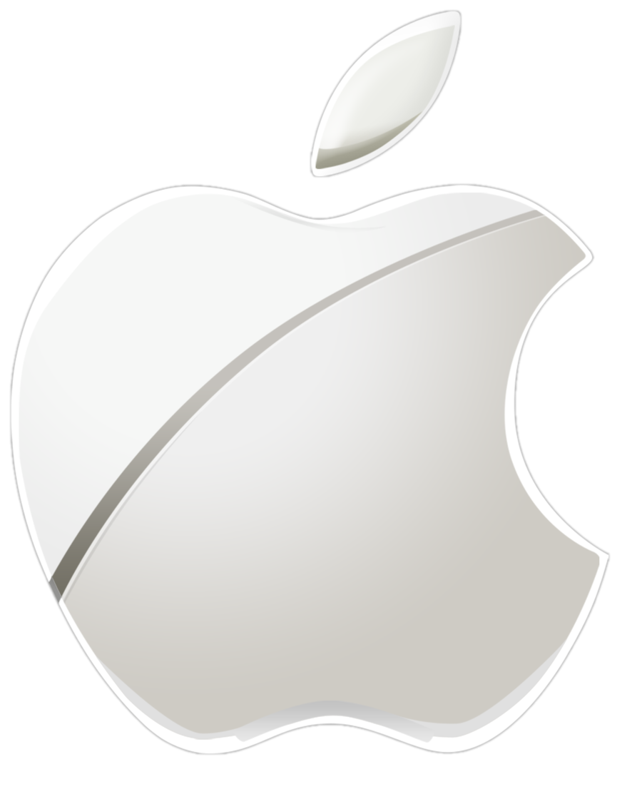 Logo clipart apple. Large by smeddles on