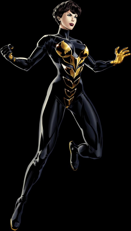 Wasp clip art the. Logo clipart avengers