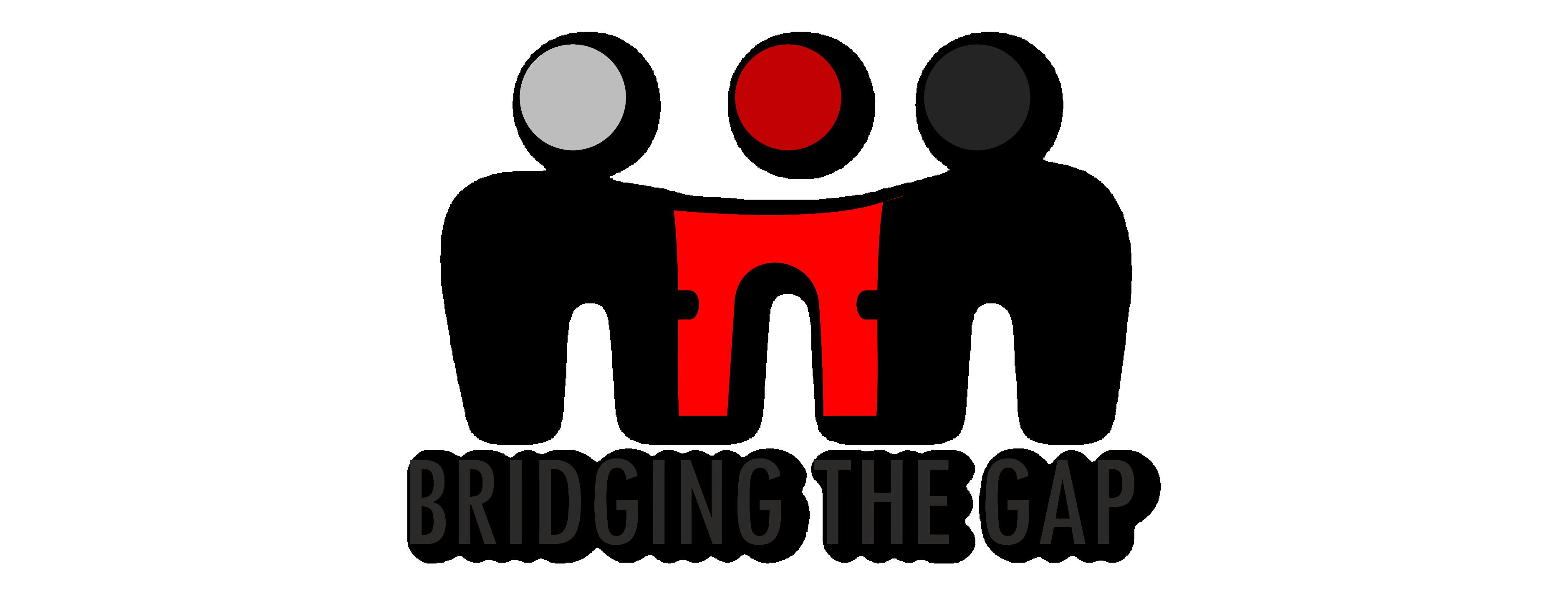 Logo clipart bridge. Bridgingthegap llc home