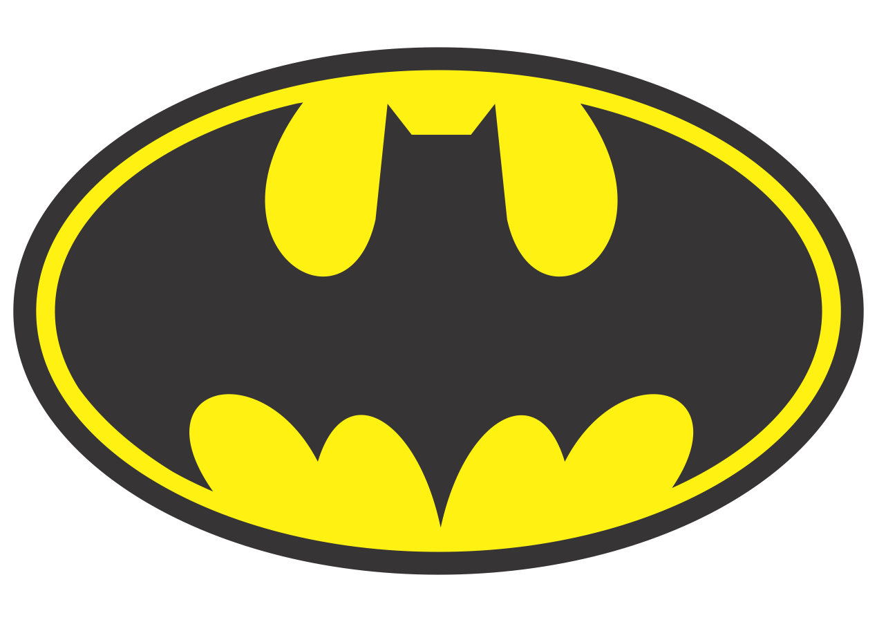 Logo vector romeo landinez. Youtube clipart batman