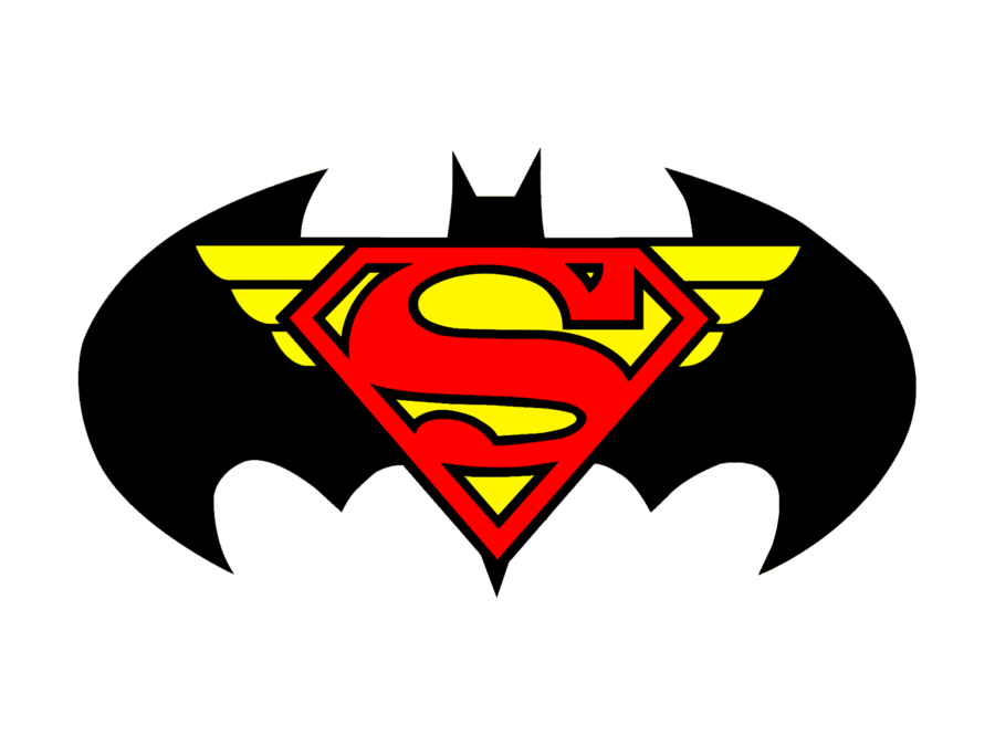 Image trinity by mr. Logo clipart justice league