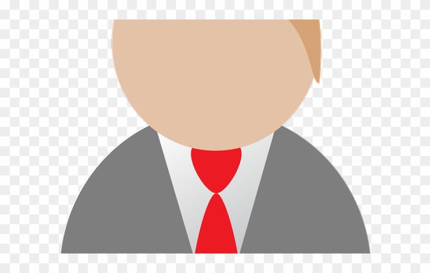 Suit clipart logo. Man businessman png cartoon