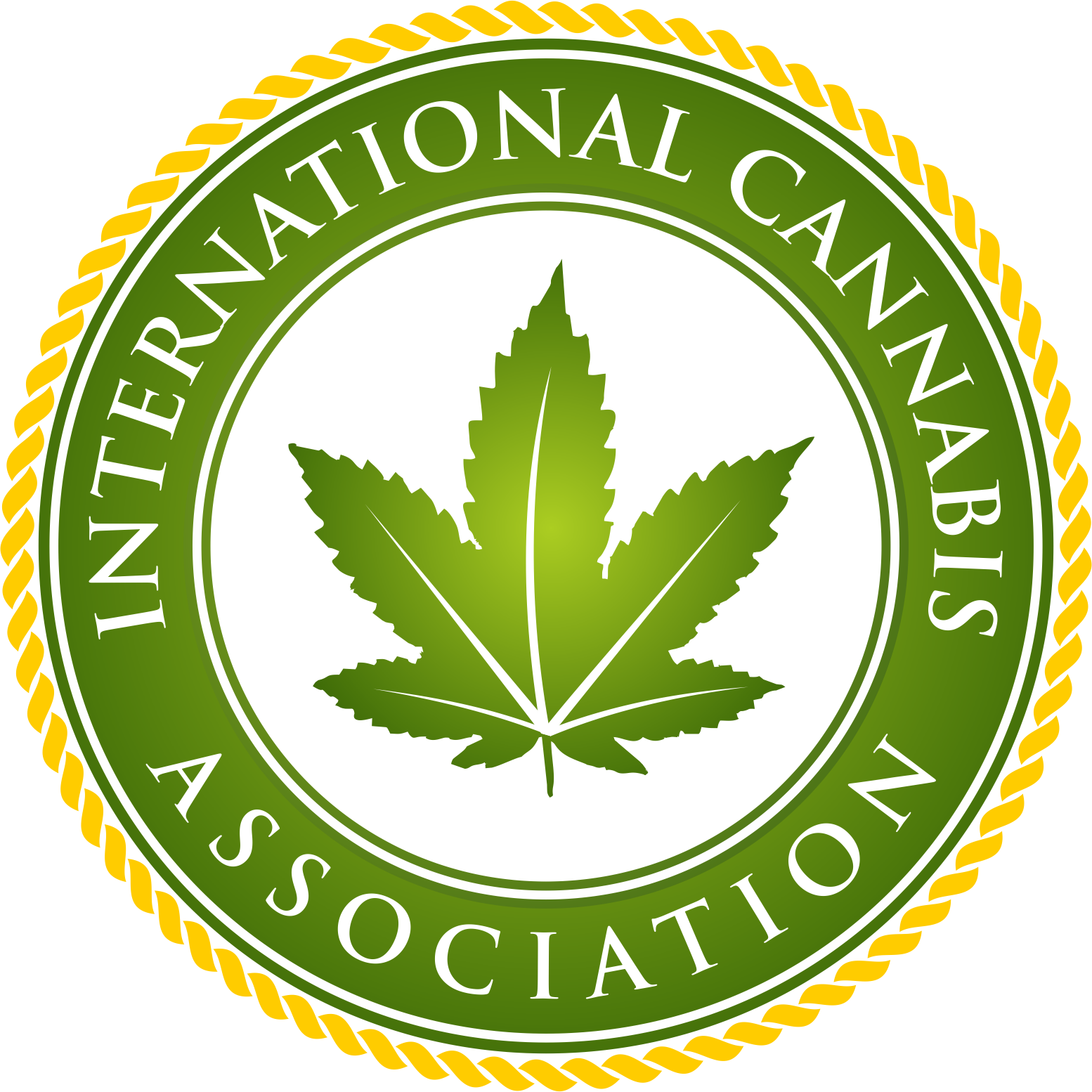 Cannabis logo associationi ca. Marijuana clipart hemp