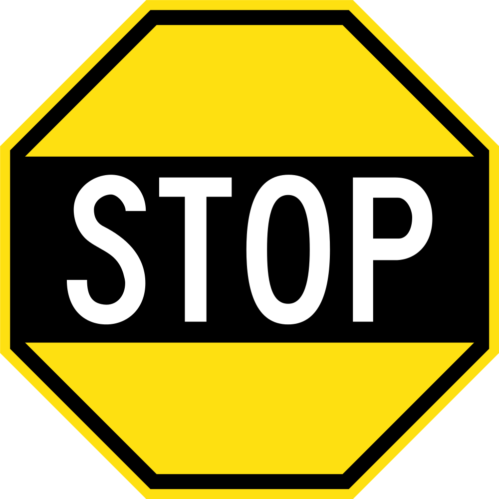 Logo clipart road. File early australian sign