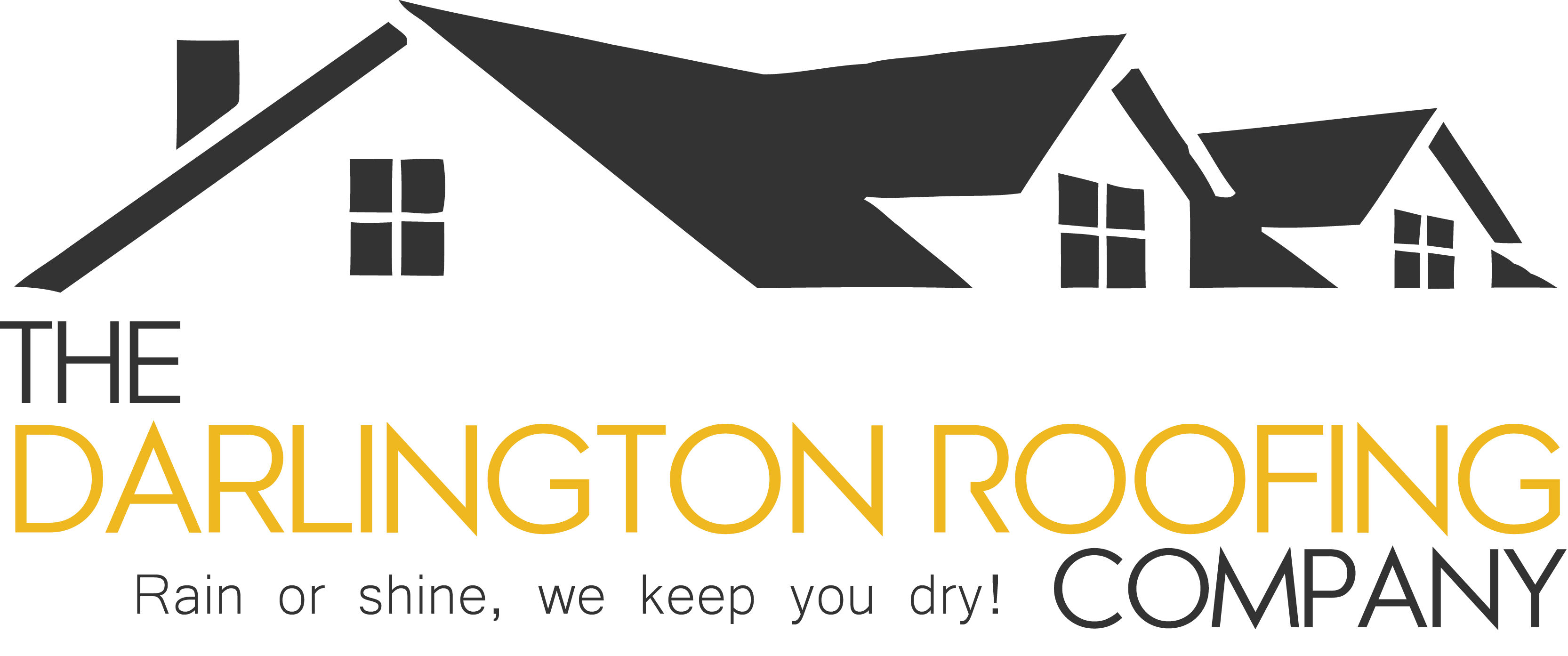 The darlington roofing company. House roof png