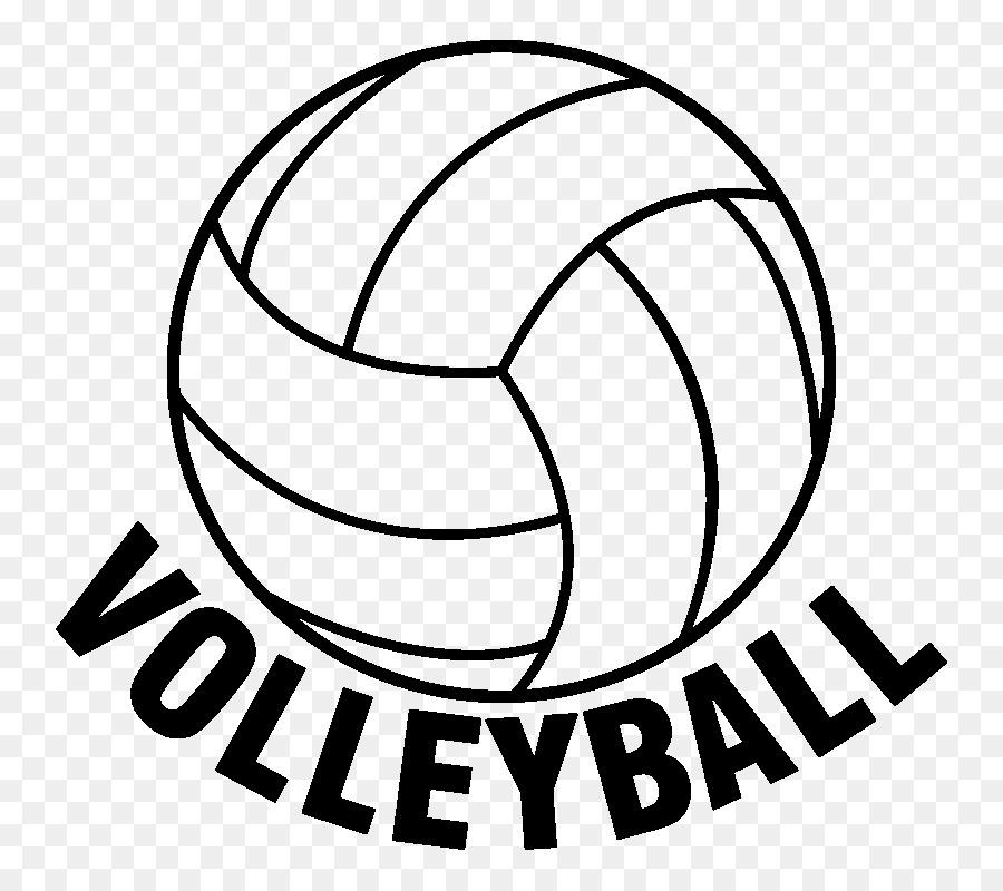 Sticker sport clip art. Volleyball clipart logo