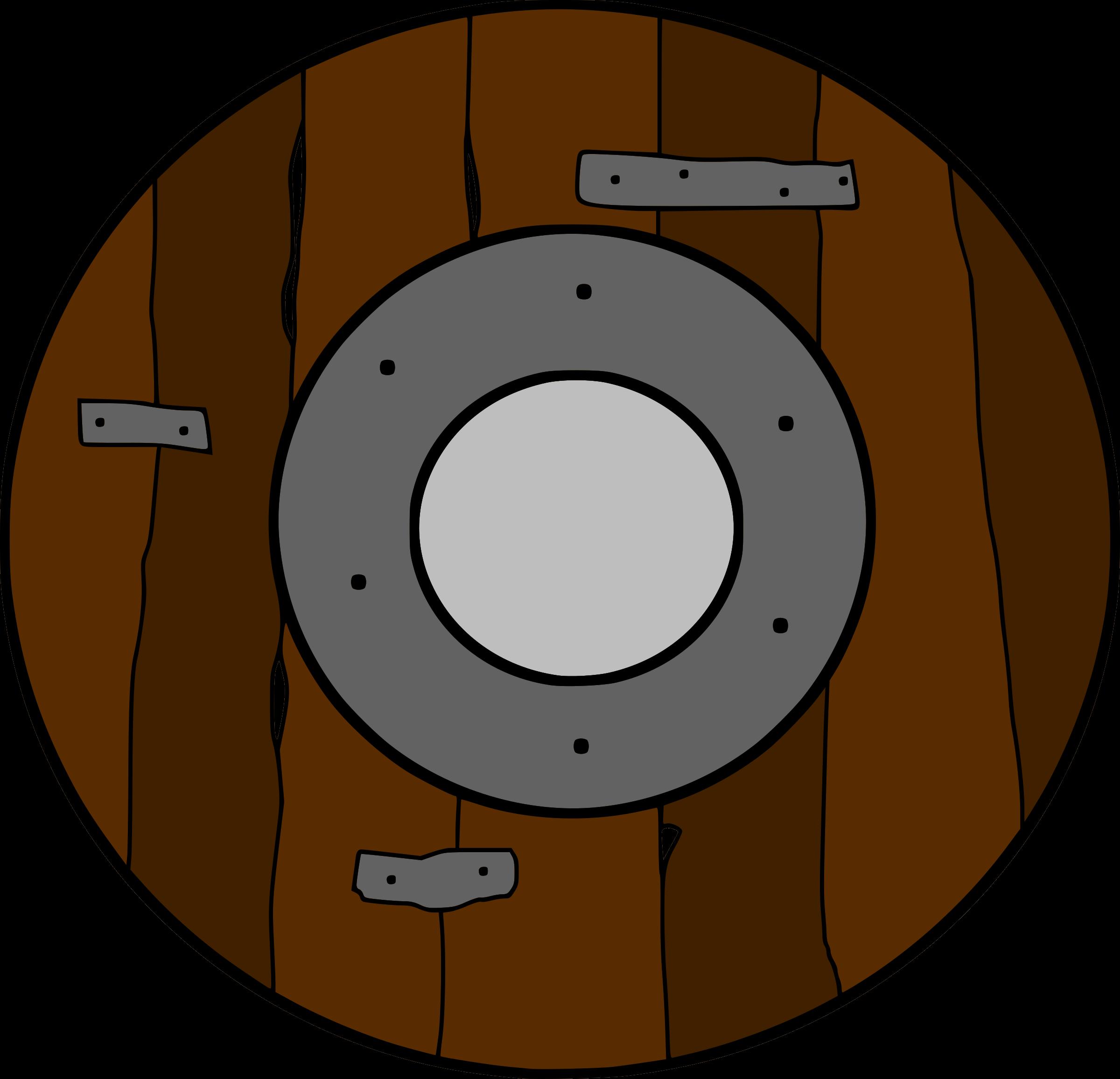 Wheel clipart wooden wheel. Buckler big image png