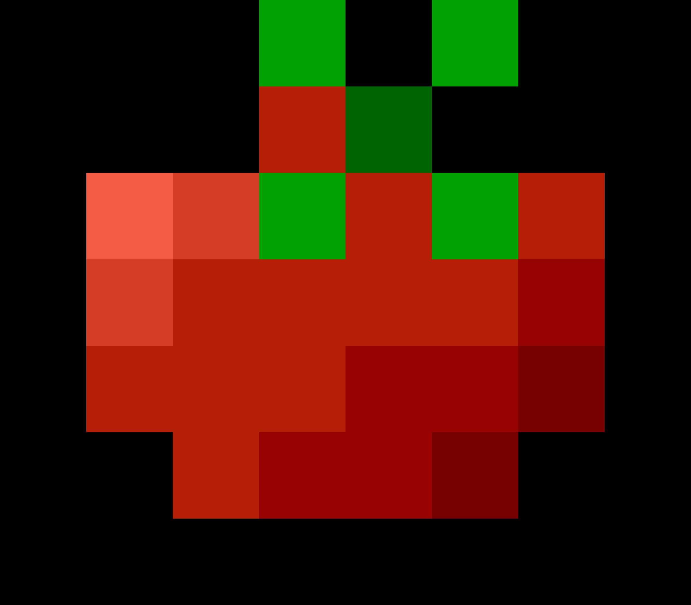 Logs clipart pixel. Tomato big image png