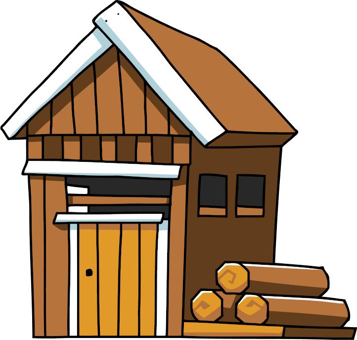 Scribblenauts wiki fandom powered. Logs clipart sawmill
