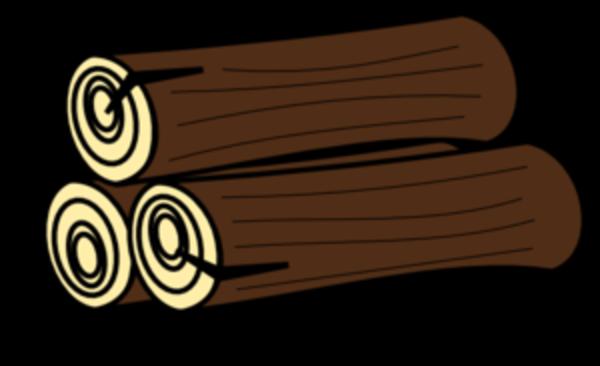 Log clip art panda. Logs clipart