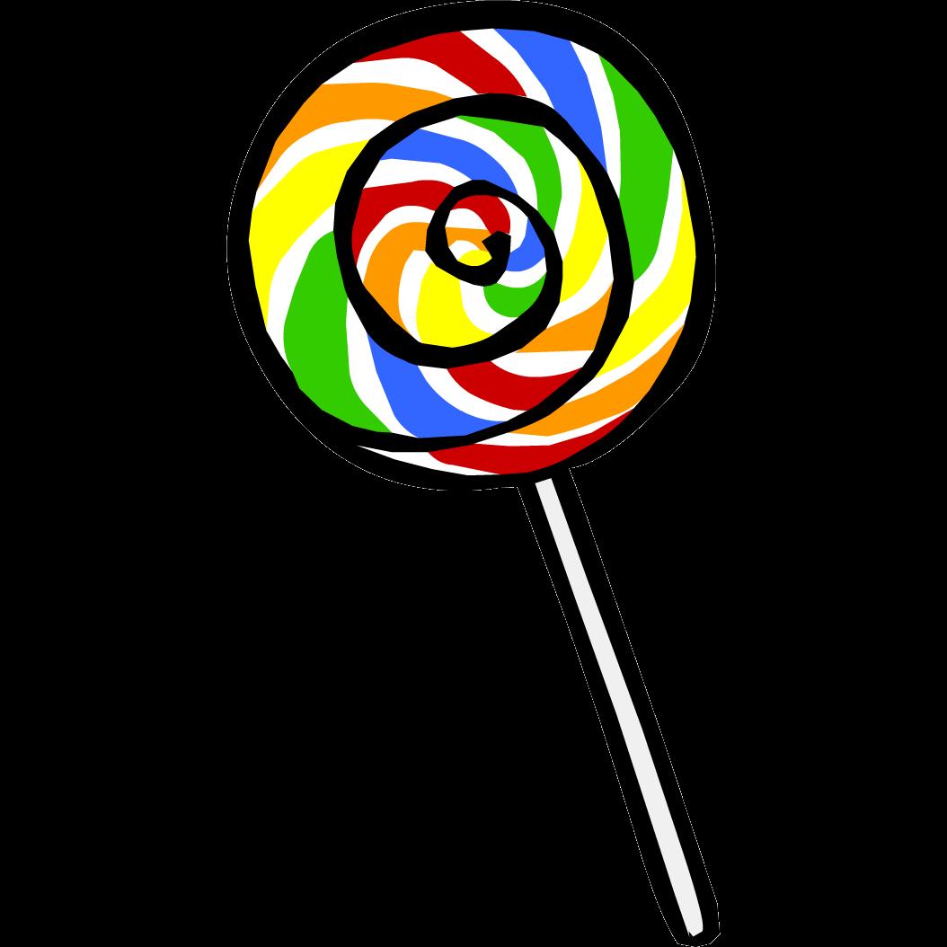 . Lollipop clipart
