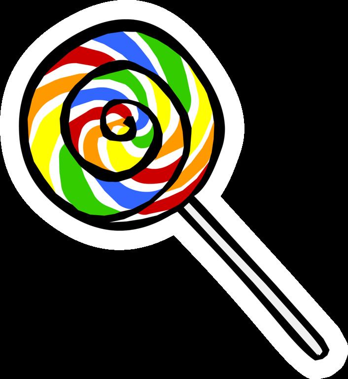 Clip art free library. Lollipop clipart circle