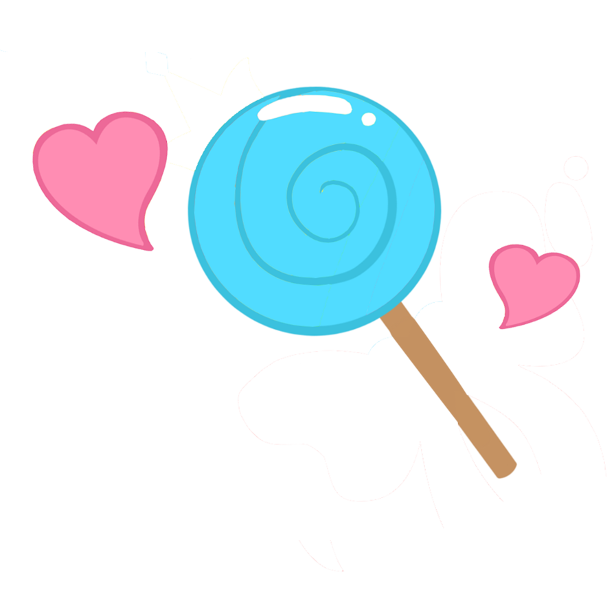De candy love by. Lollipop clipart cutie mark