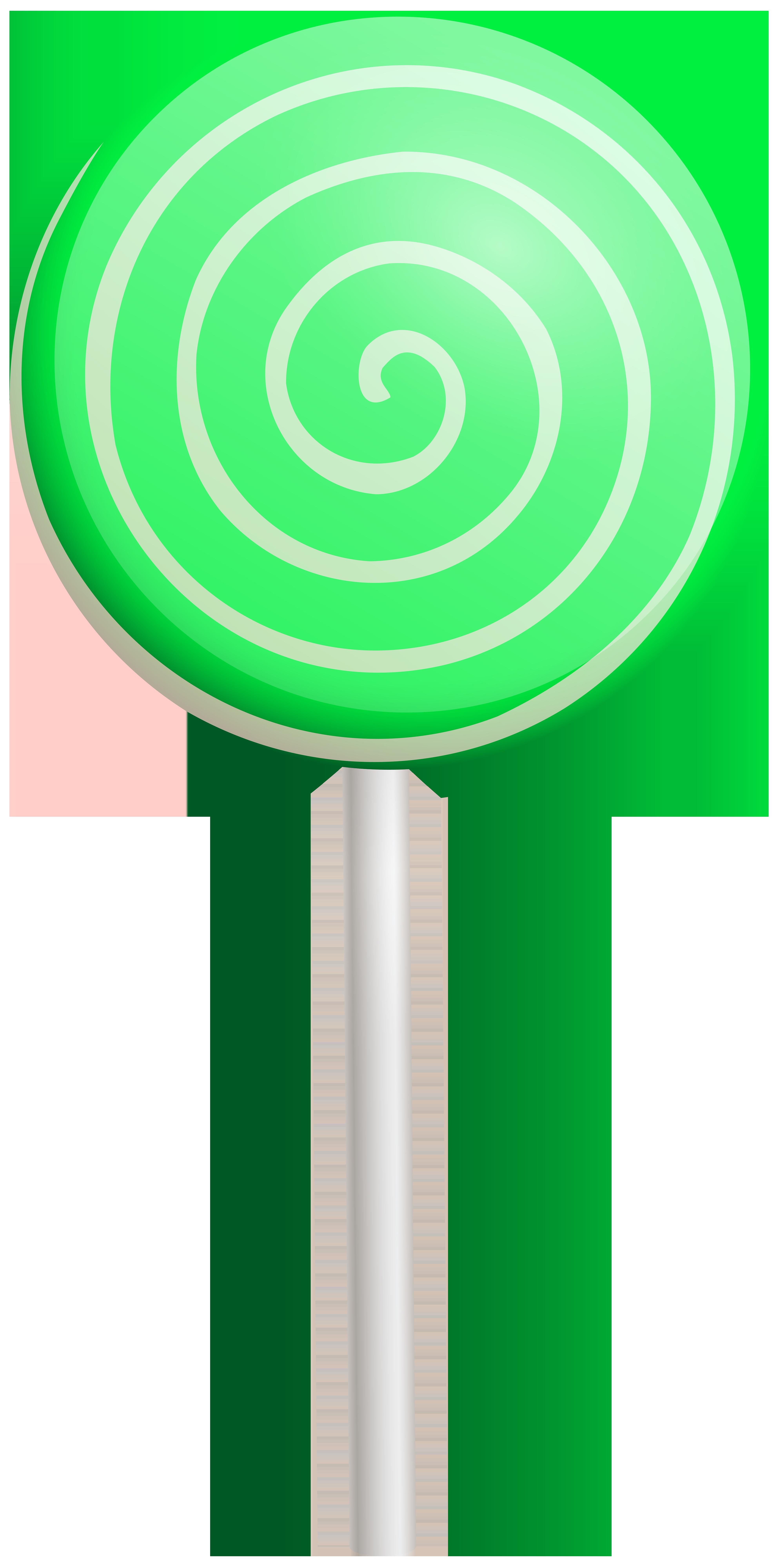 Lollipop clipart green. Swirl png clip art